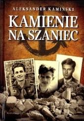 Okładka książki Kamienie na szaniec Aleksander Kamiński