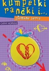 Okładka książki Kumpelki, randki i... złamane serca Cathy Hopkins