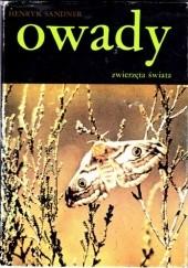Okładka książki Owady Henryk Sandner