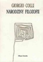 Okładka książki Narodziny filozofii