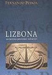 Okładka książki Lizbona: co turysta powinien zobaczyć Fernando Pessoa