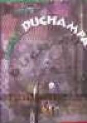 Okładka książki W cieniu Duchampa. Notatki nowojorskie Piotr Piotrowski (historyk sztuki)