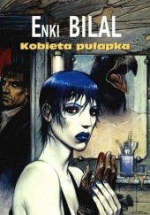Okładka książki Kobieta pułapka