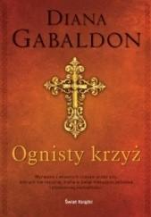 Okładka książki Ognisty krzyż Diana Gabaldon