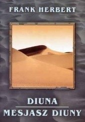 Okładka książki Diuna. Mesjasz Diuny Frank Herbert