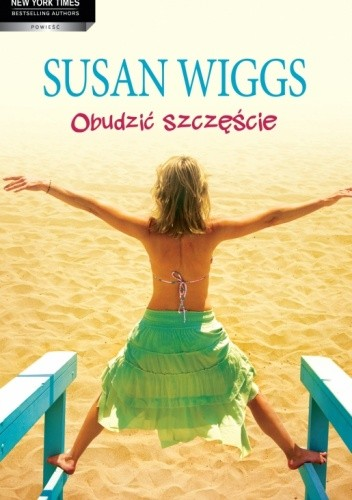 Okładka książki Obudzić szczęście Susan Wiggs