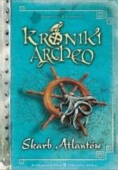 Okładka książki Skarb Atlantów Agnieszka Stelmaszyk
