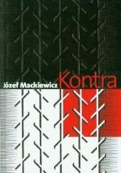 Okładka książki Kontra Józef Mackiewicz