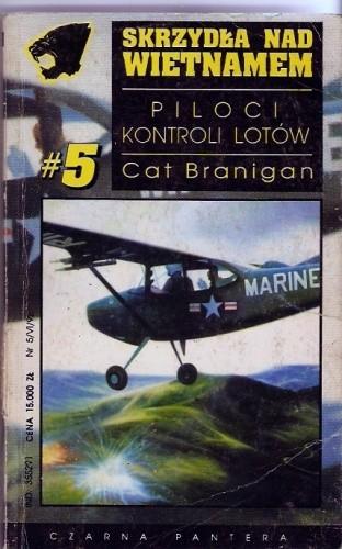 Okładka książki Piloci kontroli lotów