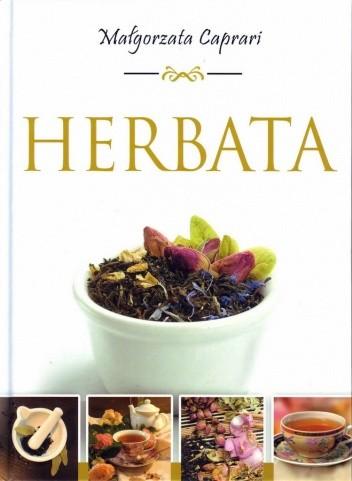 Okładka książki Herbata Małgorzata Caprari