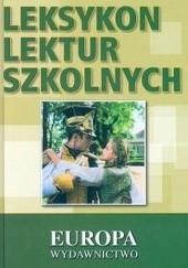 Okładka książki Leksykon lektur szkolnych Wojciech Głuch
