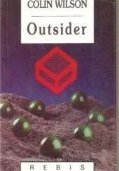 Okładka książki Outsider Colin Wilson