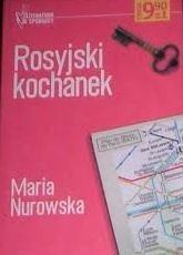 Okładka książki Rosyjski kochanek Maria Nurowska