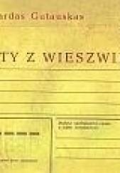 Okładka książki Listy z Wieszwili Leonardas Gutauskas