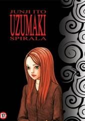 Okładka książki Uzumaki: Spirala Junji Ito