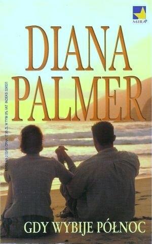 Okładka książki Gdy wybije północ Diana Palmer