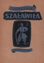Okładka książki Szaławiła Józef Ignacy Kraszewski
