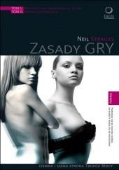 Okładka książki Zasady GRY Neil Strauss