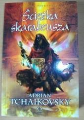 Okładka książki Ścieżka skarabeusza Adrian Tchaikovsky