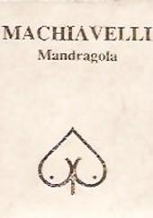 Okładka książki Mandragola czyli napój zapładniający Niccolò Machiavelli