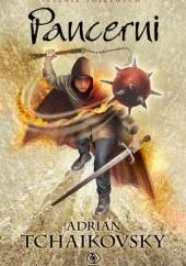 Okładka książki Pancerni Adrian Tchaikovsky