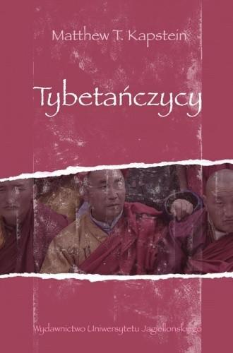 Okładka książki Tybetańczycy Matthew T Kapstein
