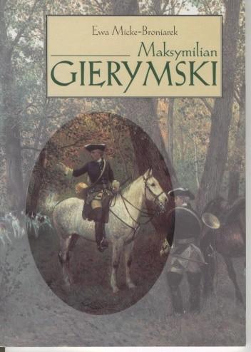 Okładka książki Maksymilian Gierymski Ewa Micke-Broniarek