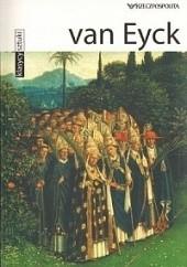 Okładka książki Van Eyck