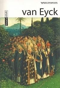 Okładka książki Van Eyck Simone Ferrari