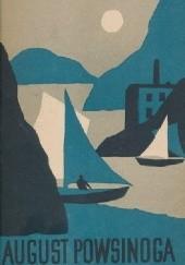 Okładka książki August Powsinoga Knut Hamsun