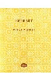 Okładka książki Wybór wierszy Zbigniew Herbert