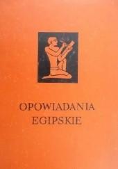 Okładka książki Opowiadania egipskie praca zbiorowa