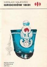 Okładka książki Grochów 1831
