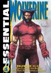 Okładka książki Essential: Wolverine #1