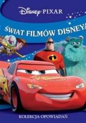Okładka książki Świat Filmów Disneya. Kolekcja Opowiadań praca zbiorowa