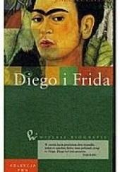 Okładka książki Diego i Frida Jean-Marie Gustave Le Clézio