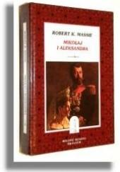 Okładka książki Mikołaj i Aleksandra Robert K. Massie