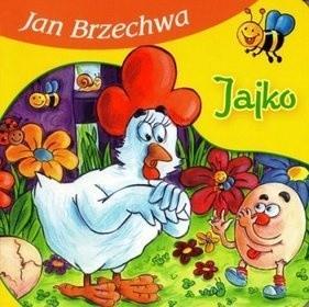 Okładka książki Jajko Jan Brzechwa