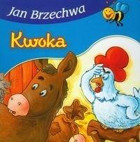 Okładka książki Kwoka Jan Brzechwa