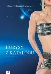 Okładka książki Hurysy z katalogu Edward Guziakiewicz