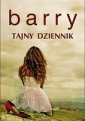 Okładka książki Tajny dziennik Sebastian Barry