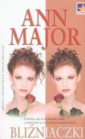 Okładka książki Bliźniaczki Ann Major