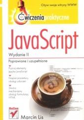 Okładka książki JavaScript. Ćwiczenia praktyczne. Wydanie II Marcin Lis