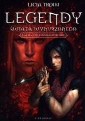 Okładka książki Ostatni bohaterowie Licia Troisi