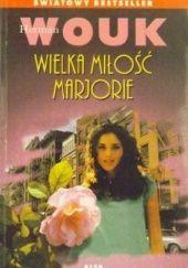 Okładka książki Wielka miłość Marjorie