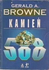 Okładka książki Kamień 588 Gerald Austin Browne