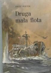 Okładka książki Druga mała flota Jerzy Pertek
