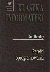 Okładka książki Perełki oprogramowania Jon Bentley