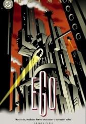 Okładka książki Batman: Ego Darwyn Cooke