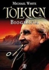 Okładka książki Tolkien Biografia Michael White